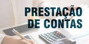 PRESTAÇÃO DE CONTAS PODER LEGISLATIVO – EXERCÍCIO  2020.